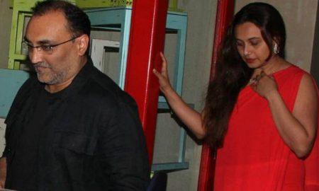 Rani Mukherji - Aditya Chopra