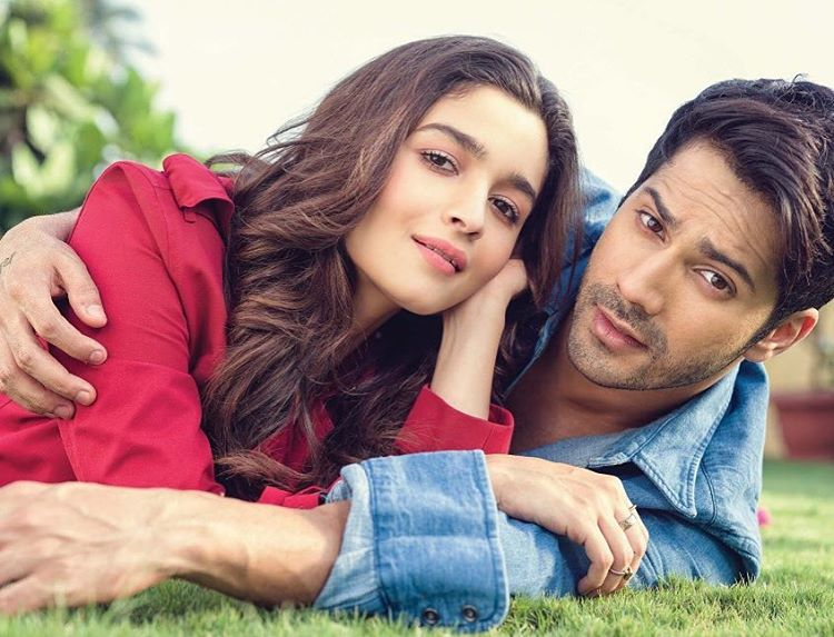 In Pictures: Alia Bhatt And Varun Dhawan's Filmfare