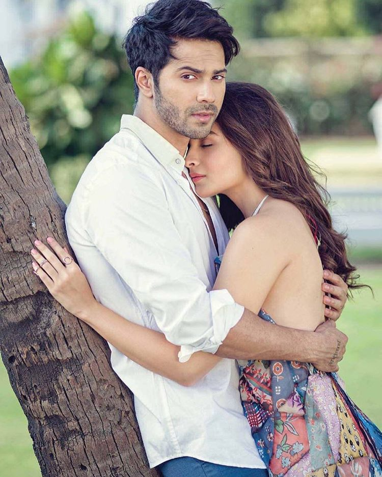 Varun Dhawan And Alia Bhatt In Pictures: Al...