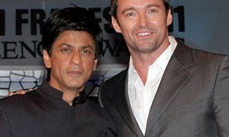 SRK - Hugh Jackman