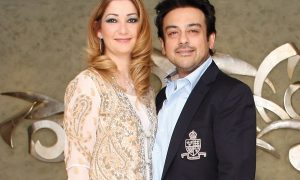 Good news! Adnan Sami blessed with a baby girl