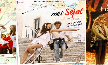 Shahrukh Khan and Anushka Sharma's next is titled Jab Harry Met Sejal. VERY ORIGINAL! (NOT)