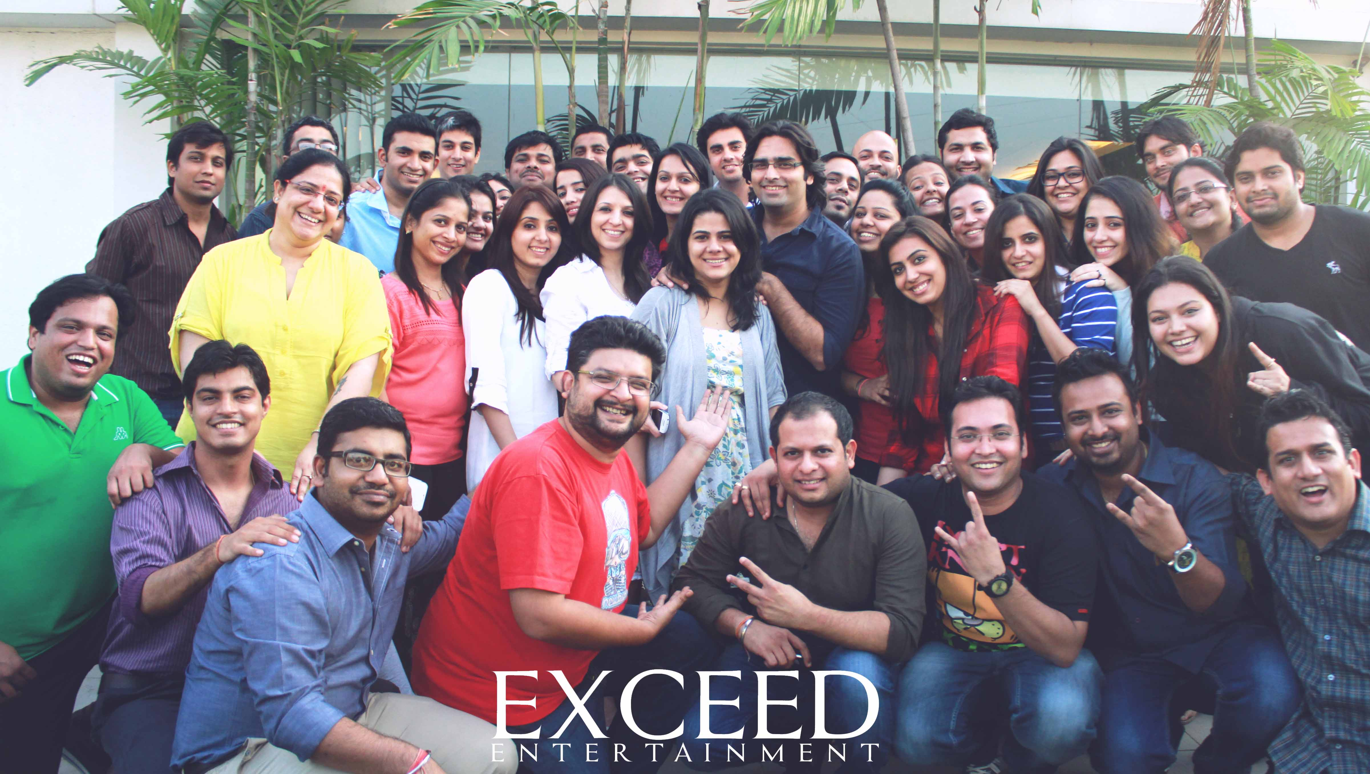 Exceed Entertainment Join Hands With Arjun Banerjee S Sav