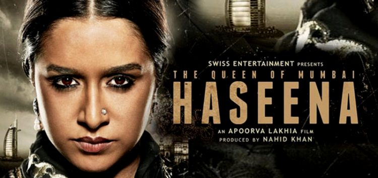 Haseena Parkar Hindi Movie Download WEB-DL 2017