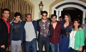Ittefaq Press Conference With Karan Johar & SRK