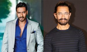 Ajay devgn & Aamir khan
