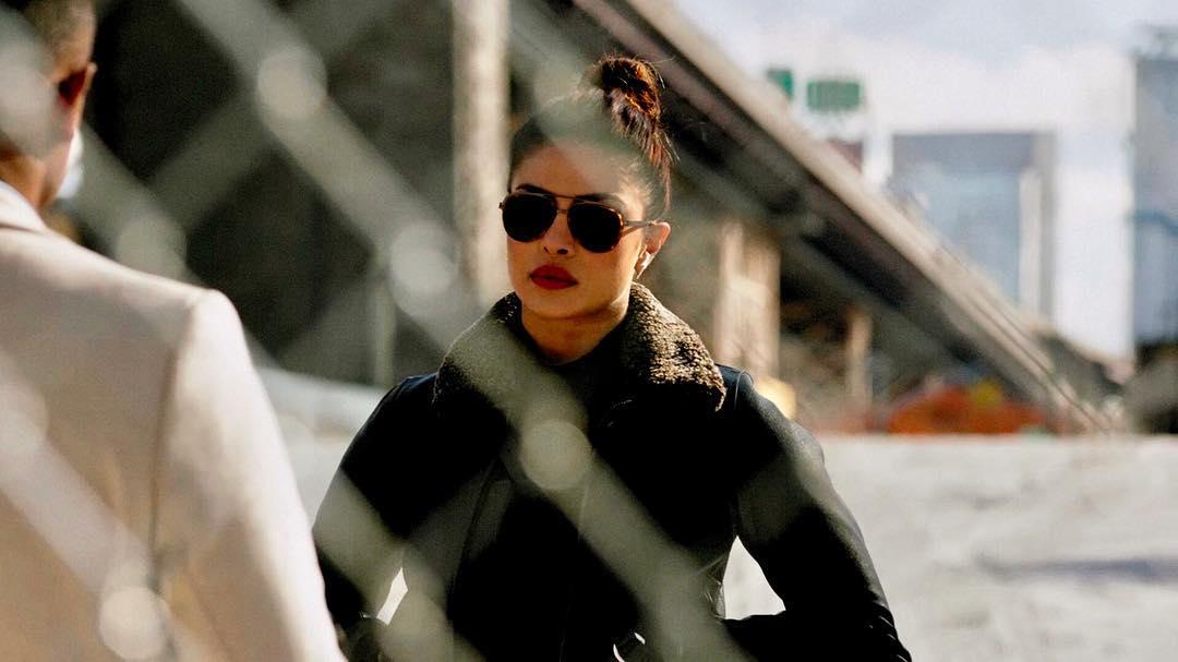 Priyanka Chopra In Quantico 3