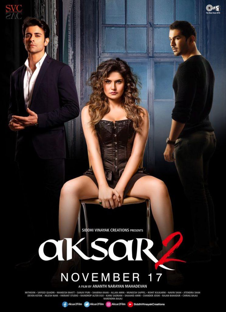aksar 2 release date