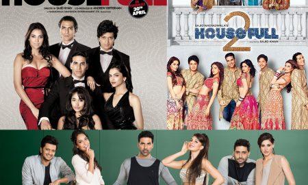 Sajid Housefull 4