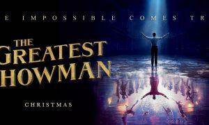 greatest showman poster trailer