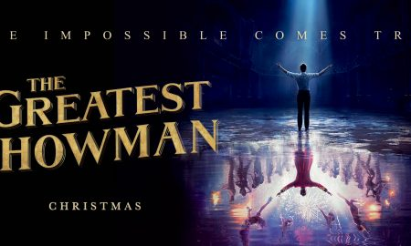 greatest showman poster trailer