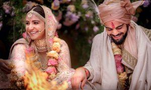 Virat-Anushka Tie the knot