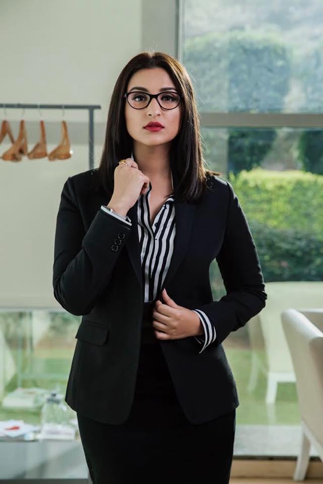 Parineeti Chopra In SAPF