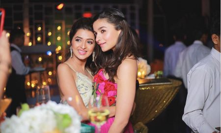 Alia Bhatt at wedding