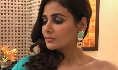parul-yadav-at-tfna-2018