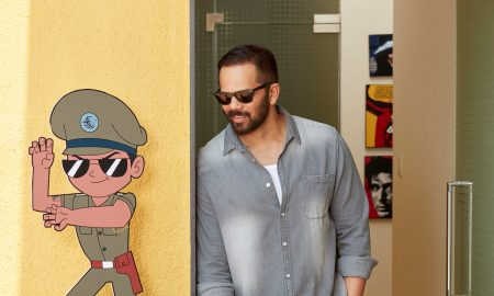 rohit shetty pictures little singham