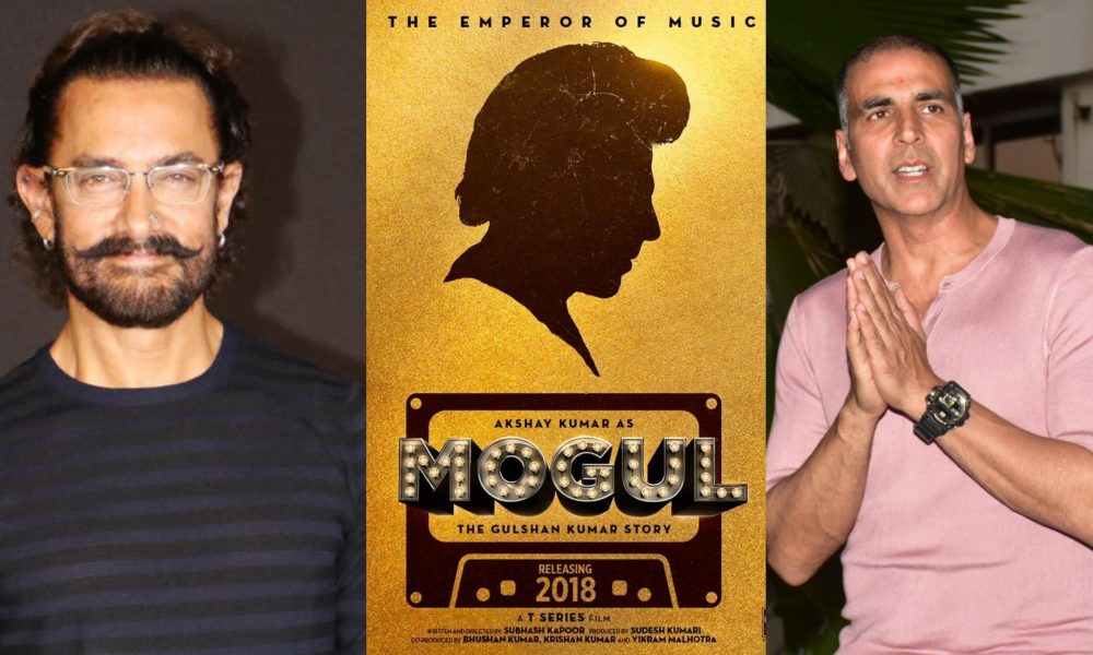 Aamir replaces Akshay Mogul