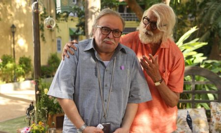 amitabh bachchan rishi kapoor look in 102 not out box office