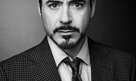 Robert Downey Jr aka ironman