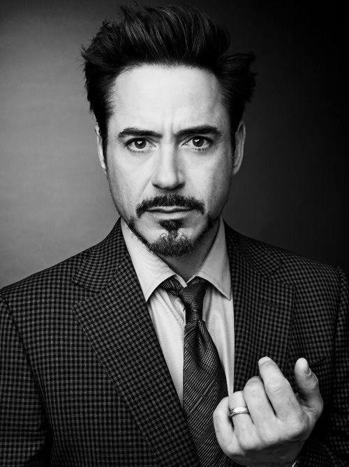 Robert Downey Jr aka ironman