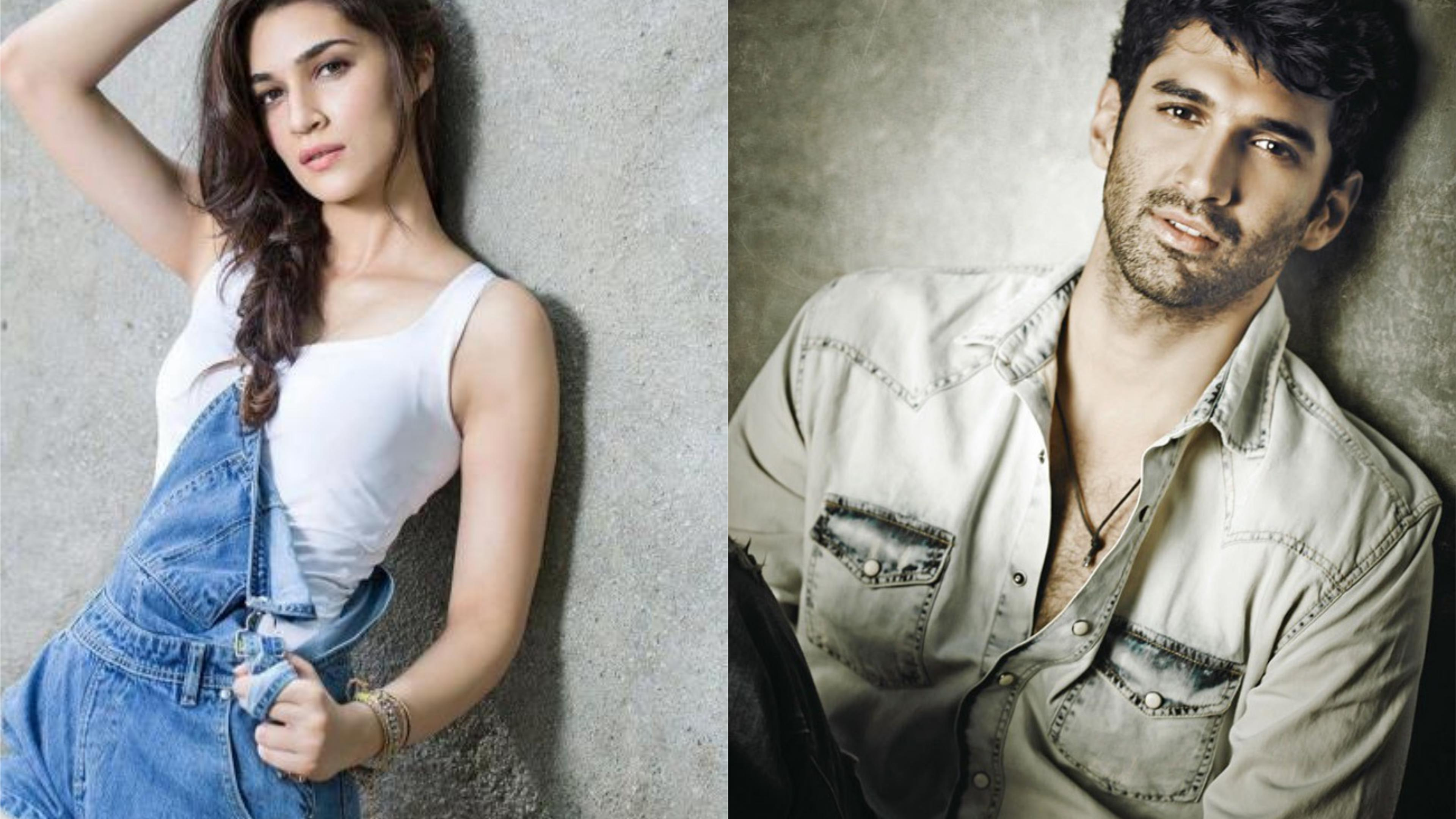 aditya and kriti in mohit suri's next