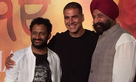 akshay kumar at the Nanak Shah Fakir Trailer Launch