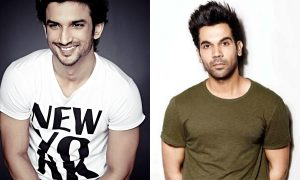 rajkummar rao denies movie with sushant singh rajput