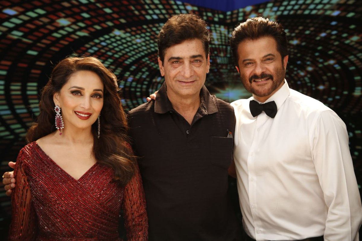 Madhuri Dixit And Anil Kapoor All Set To Shake A Leg For Total Dhamaal