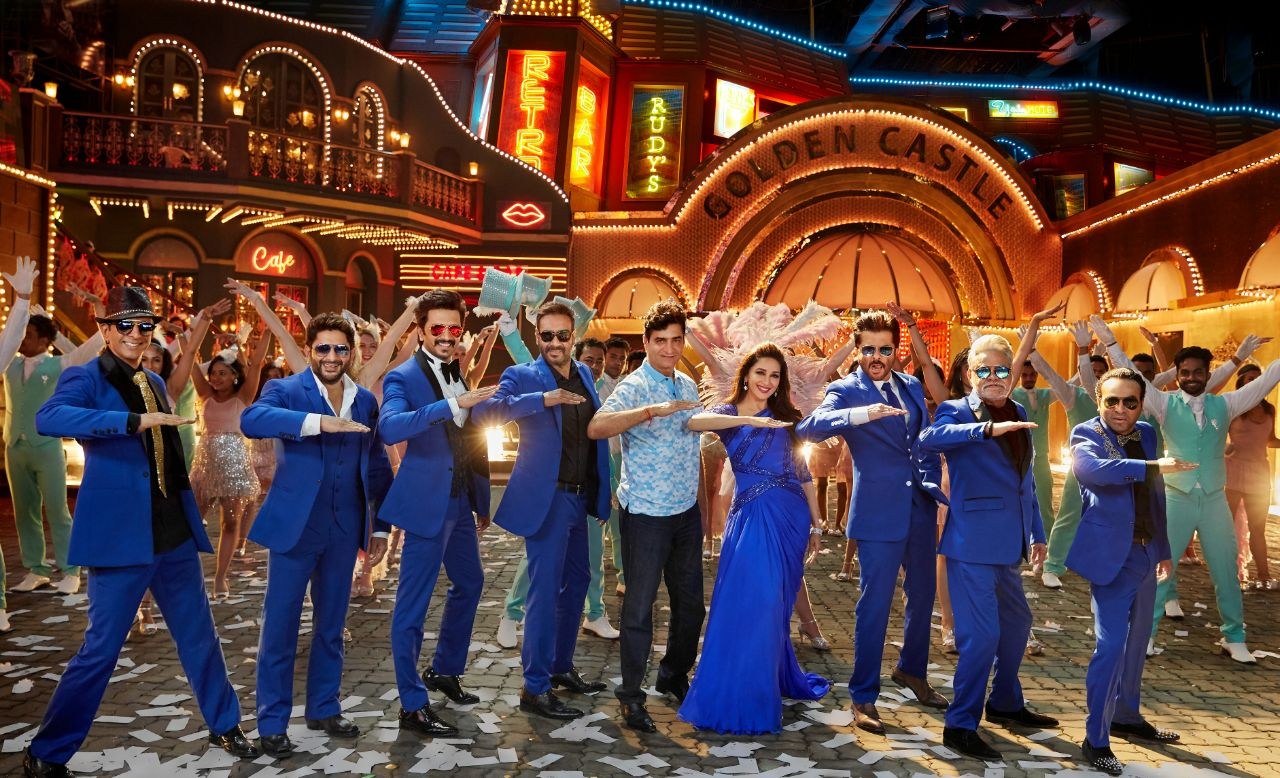 Paisa Yeh Paisa recreated In Total Dhamaal
