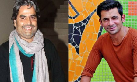 sunil grover roped in to play lead in Vishal Bhardwaj's Chhuriyaan
