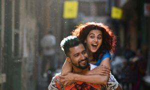 Taapsee and Vicky kaushal in manmarziyaan