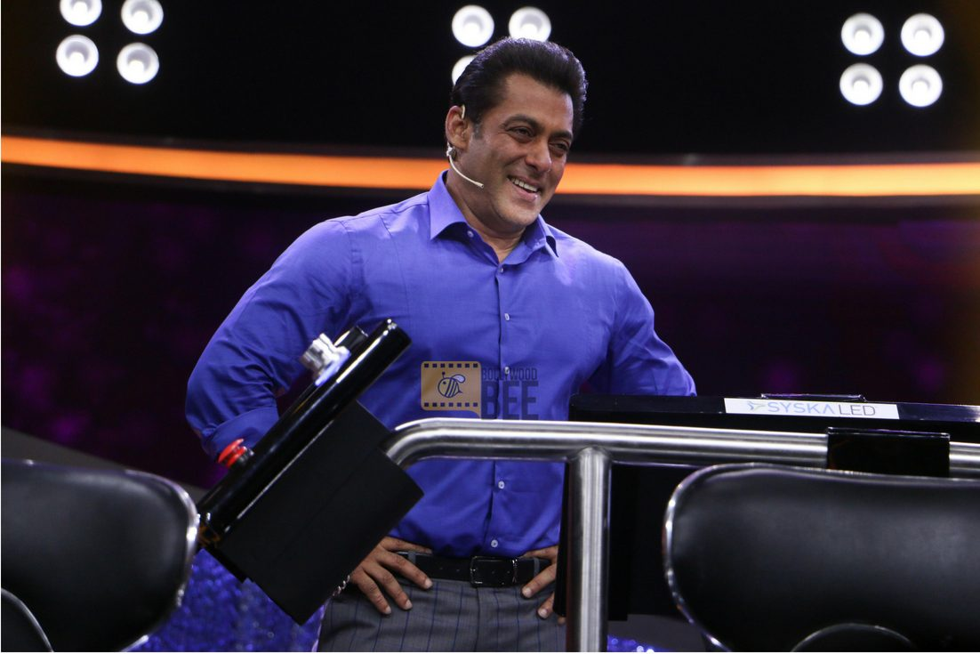 Salman Khan Launches Sony TV's Dus Ka Dum