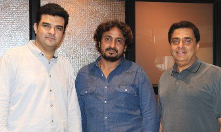 siddharth-roy-kapur-director-vinod-kapri-and-ronnie-screwvala for pihu