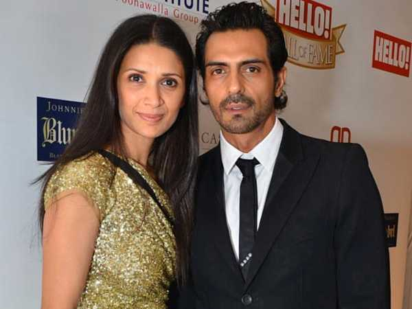 Arjun rampal & mehr Jesia call it quits