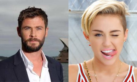 chris hemsworth dances to miley cyrus' wrecking ball