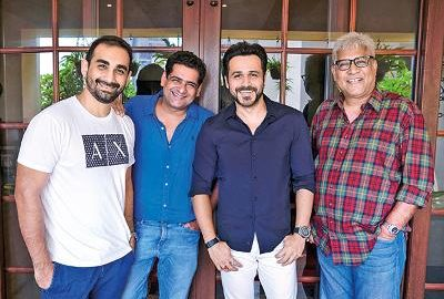 Emraan And Kunal team up again
