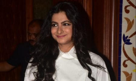 Rhea Kapoor at Veere Di Wedding Music Launch