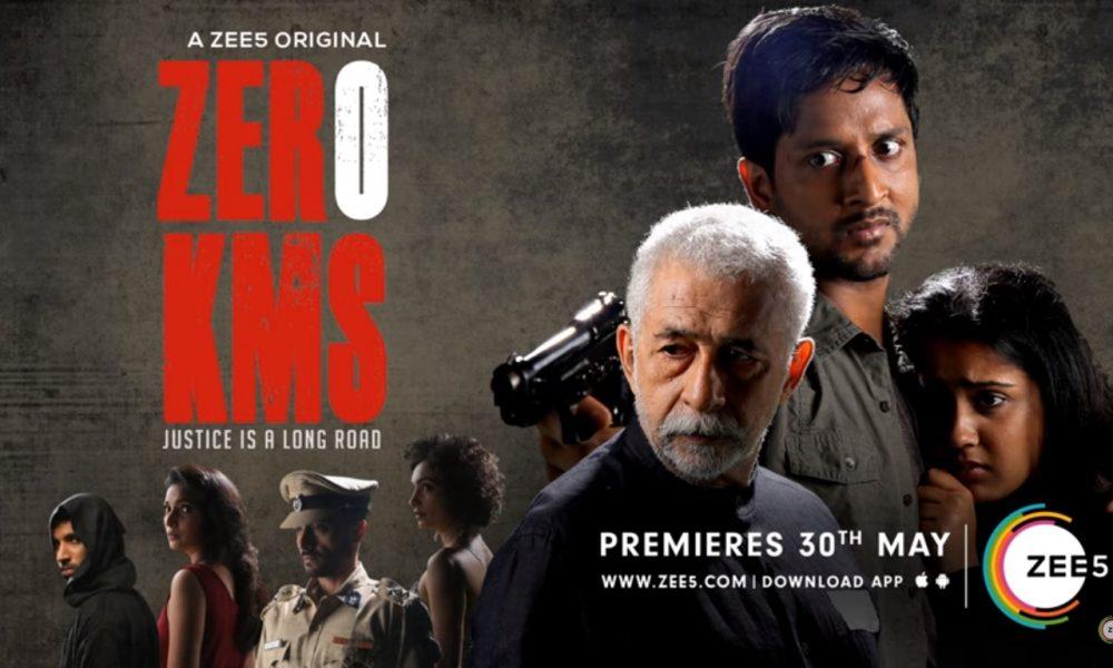 zero Kms motion poster