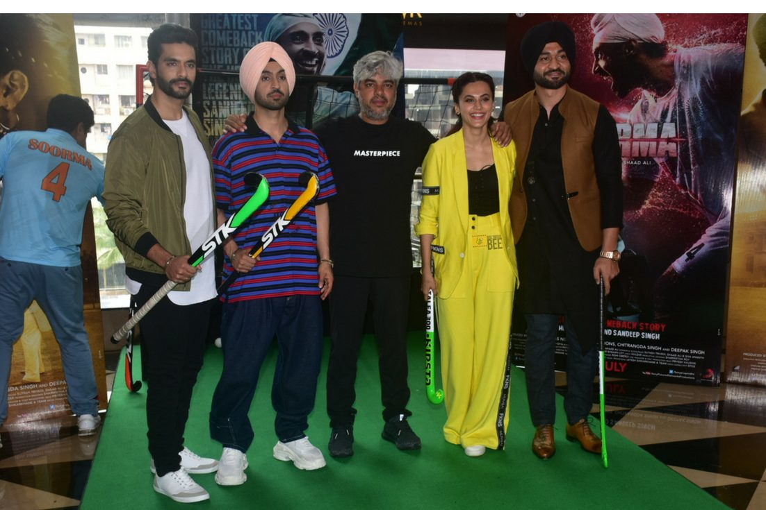 Soorma Trailer Launch