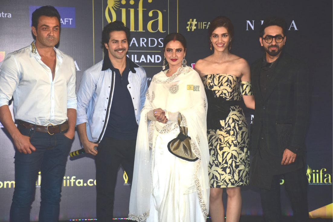 Celebs At the IIFA Awards Press Conference