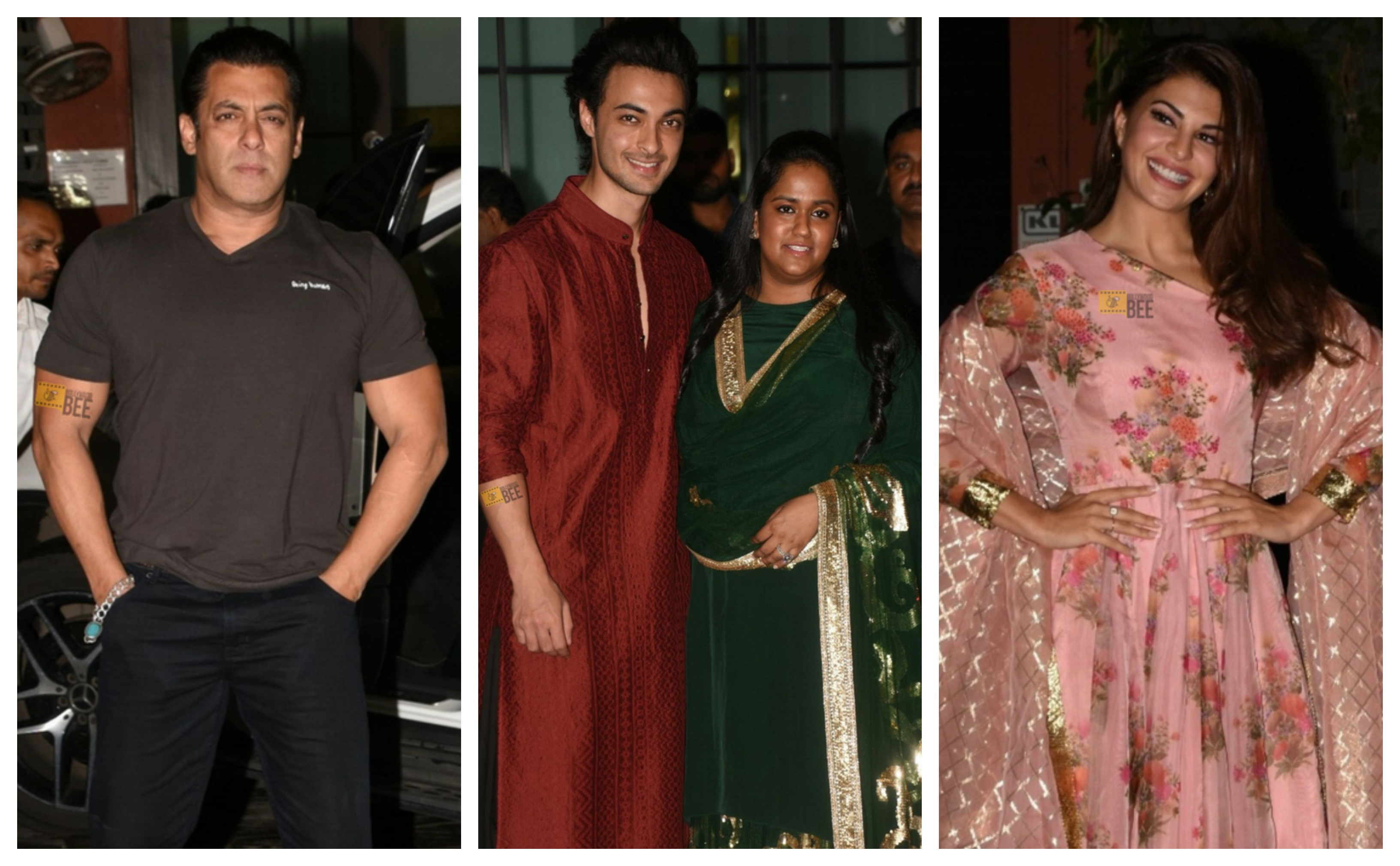 arpita khan's eid party