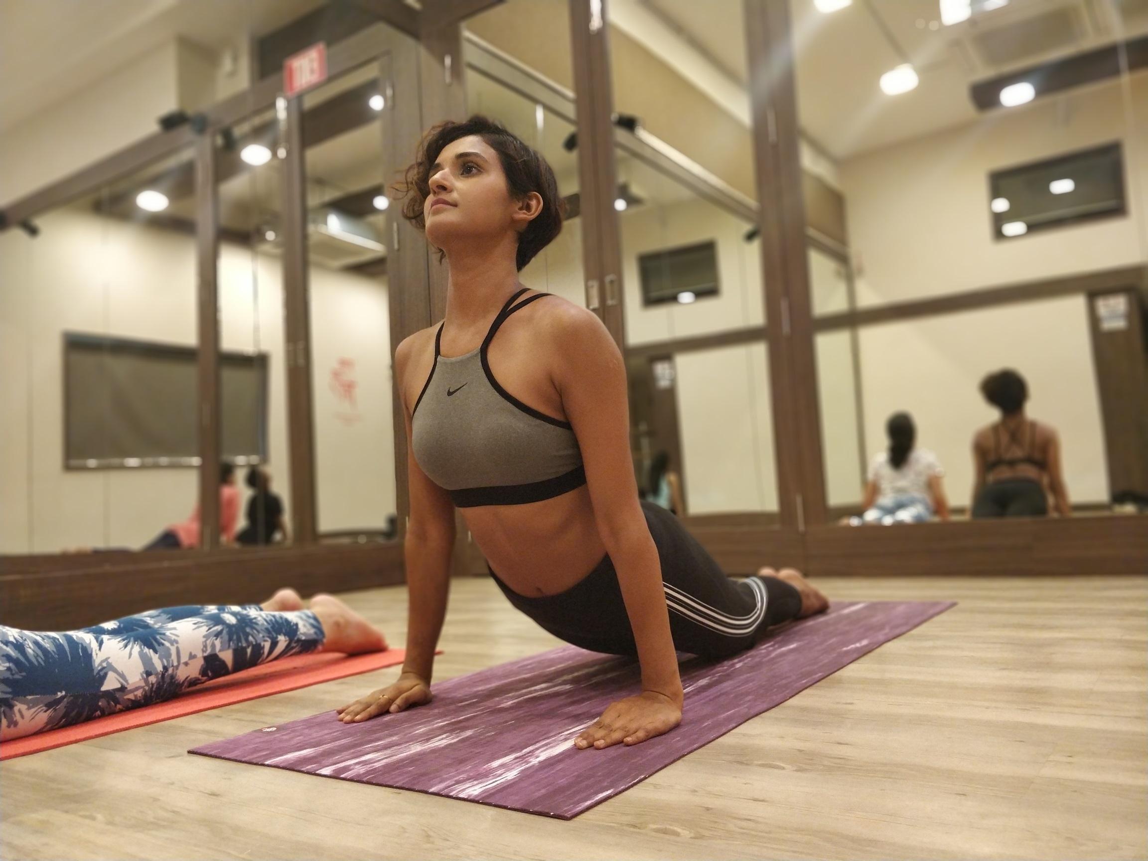 shakti mohan on international yoga day