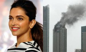 deepika padukone residential building in worli catches fire
