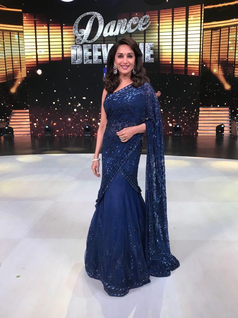 Madhuri On Dance Deewane
