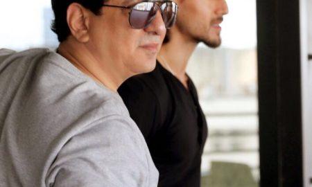 Tiger Shroff and Sajid Nadiadwala