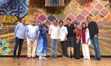 S.S. Rajamouli Disney's Aladdin