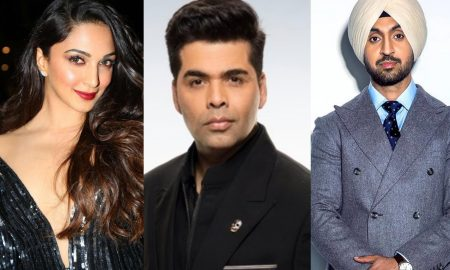 diljit dosanjh and kiara advani in karan johar's next