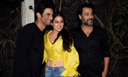 Kedarnath Wrap Up Party