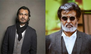 nawazuddin siddiqui and rajinikanth