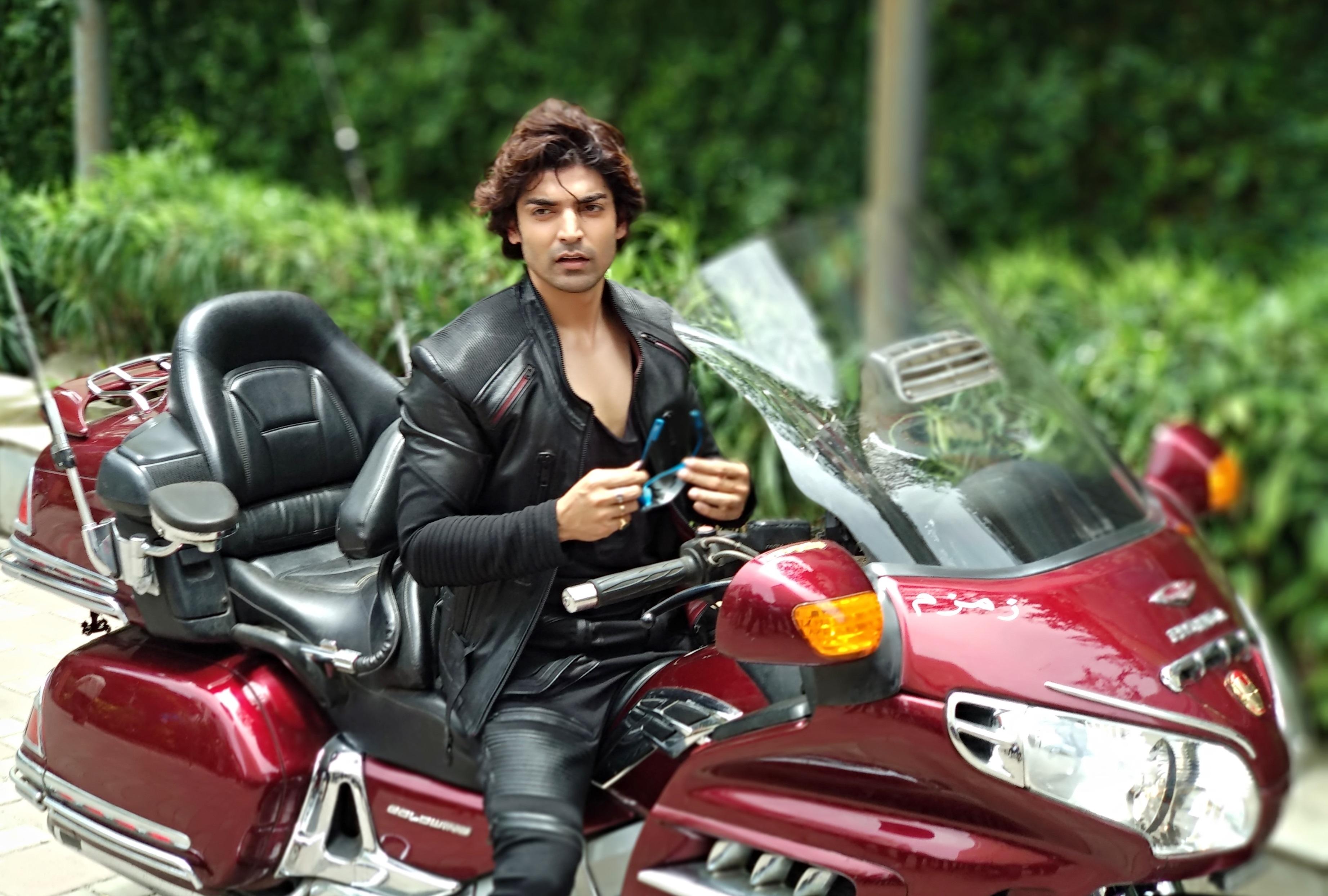 Gurmeet Choudhary at Paltan Trailer launch